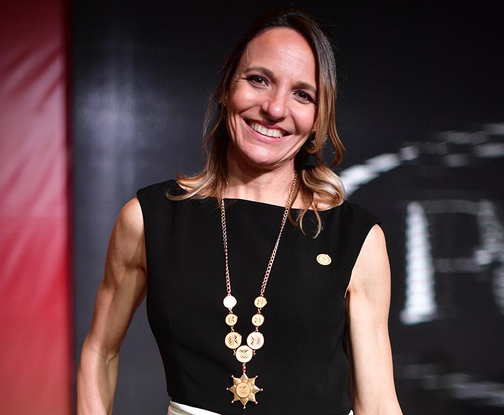 Ximena Restrepo vicepresidenta de la World Athletics XIMENA RESTREPO